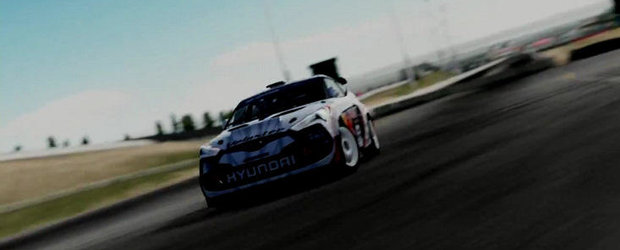 VIDEO: Noul Hyundai Veloster Turbo debuteaza in Forza Motorsport 4