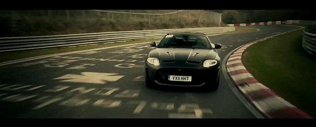 VIDEO: Noul Jag XKR-S Cabrio porneste in cucerirea Iadului Verde