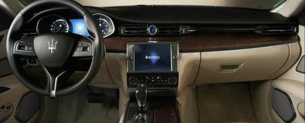 VIDEO: Noul Maserati Quattroporte ne invata totul despre detalii