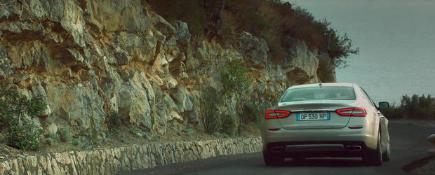 VIDEO: Noul Maserati Quattroporte ne poarta printr-o calatorie de vis