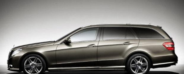 Video: Noul Mercedes E Class Estate in detaliu