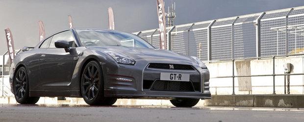 VIDEO: Noul Nissan GT-R accelereaza de la 0 la 100 km/h in doar 2.8 secunde!