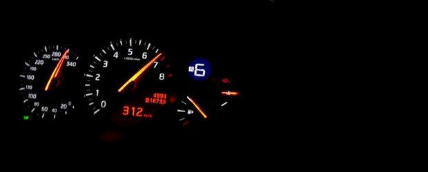 VIDEO: Noul Nissan GT-R accelereaza de la 0 la 312 km/h in doar cateva momente
