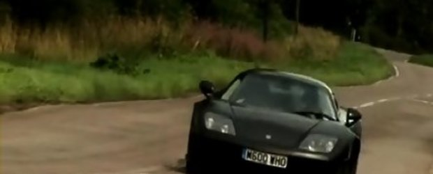 Video: Noul Noble M600, testat in premiera de Autocar