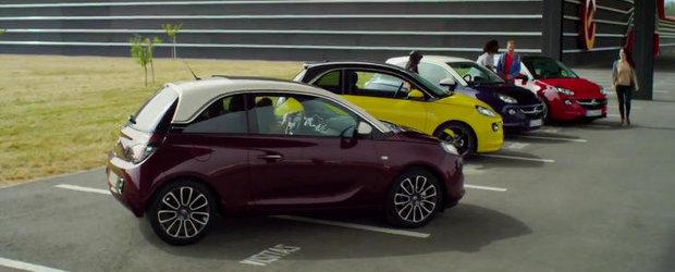 VIDEO: Noul Opel Adam ne dezvaluie cateva dintre secretele sale