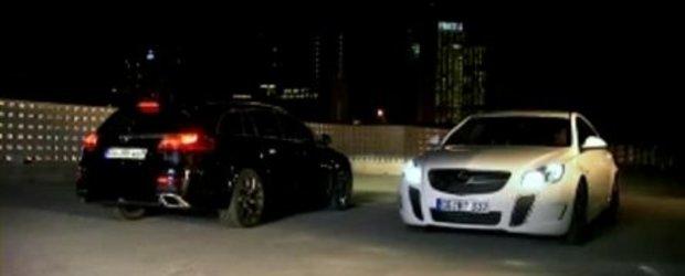 Video: Noul Opel Insignia OPC in actiune