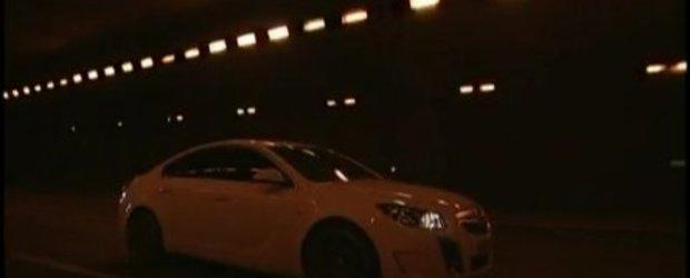 Video: Noul Opel Insignia OPC in actiune!