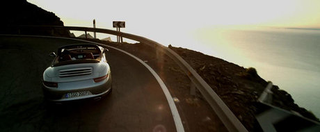 VIDEO: Noul Porsche 911 Cabrio debuteaza la Detroit