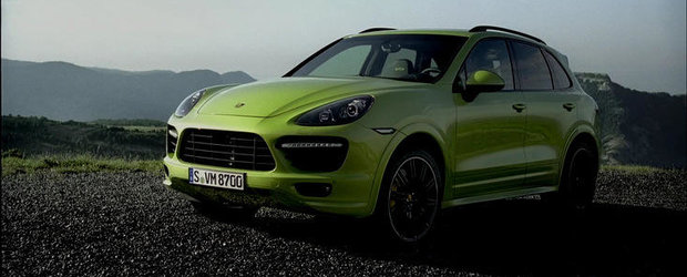 VIDEO: Noul Porsche Cayenne GTS debuteaza in primul sau promo oficial