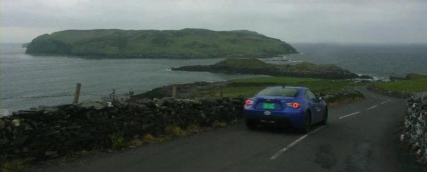 VIDEO: Noul Subaru BRZ face o vizita in Isle of Man