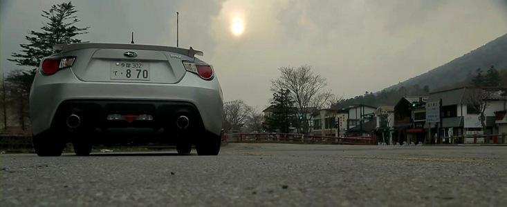 VIDEO: Noul Subaru BRZ porneste in explorarea Japoniei