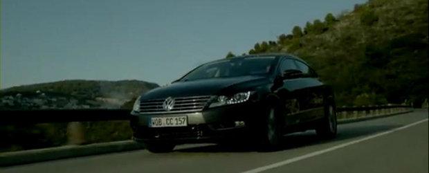 VIDEO: Noul Volkswagen Passat CC se prezinta in detaliu