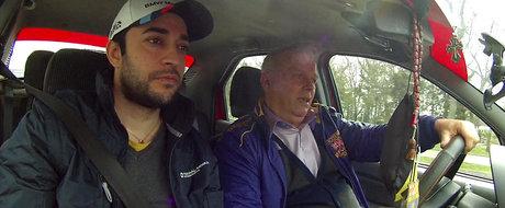 VIDEO: O plimbare la bordul Loganului de 1 milion de kilometri