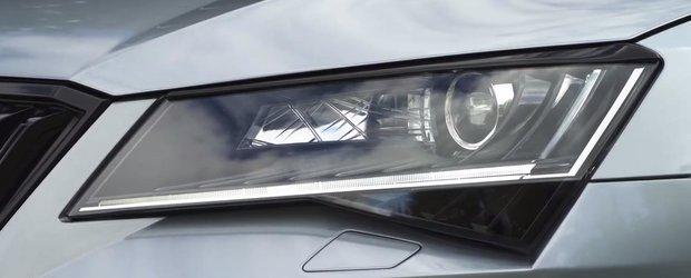 VIDEO: O Skoda Superb cu exterior stock si 560 CP sub capota e sleeper-ul perfect