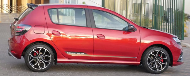 VIDEO OFICIAL cu noile Renault Sandero si Logan. Ar trebui sa arate la fel si versiunile Dacia?