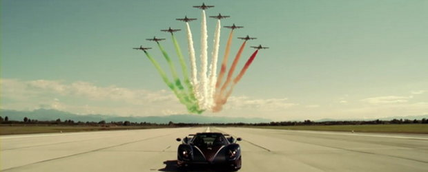 Video: Pagani Zonda Tricolore starneste emotie!