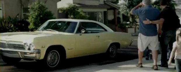 VIDEO: Pasiunea pentru masini in varianta Chevrolet
