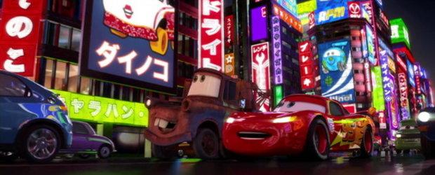 Video: Pixar prezinta primul trailer al filmului Cars 2!