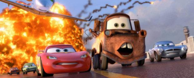 Video: Pixar prezinta un nou trailer al filmului Cars 2