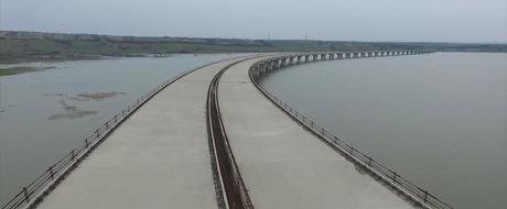 VIDEO: Poate cel mai frumos drum din Romania - autostrada A3 peste viaductul Suplacu de Barcau