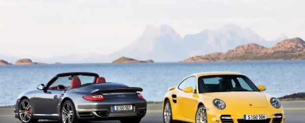 Video: Porsche 911 Turbo & 911 Turbo Cabrio