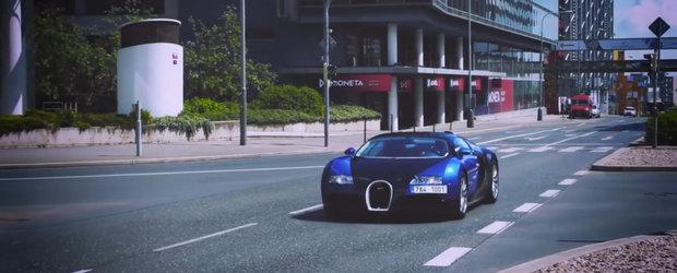 VIDEO: Povestea proprietarului de Bugatti care a gonit cu 400 km/h pe drumurile publice. A fost nevoit sa...
