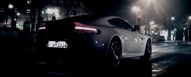 Video: Primul promo oficial pentru noul Aston Martin V8 Vantage Facelift