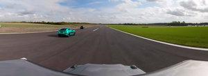 VIDEO: Primul SUV de la Tesla umileste un Lamborghini Urus de parca ar fi masina diesel