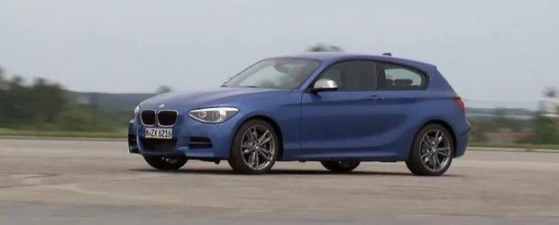 Video promo pentru BMW M135i de 320 cp