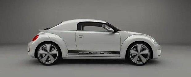 Video promo pentru Volkswagen E-Bugster Concept