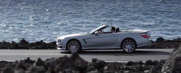 Video promotional pentru Mercedes-Benz SL63 AMG