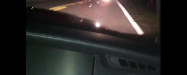 Video: Prostia doare rau la bordul unui Shelby GT500...