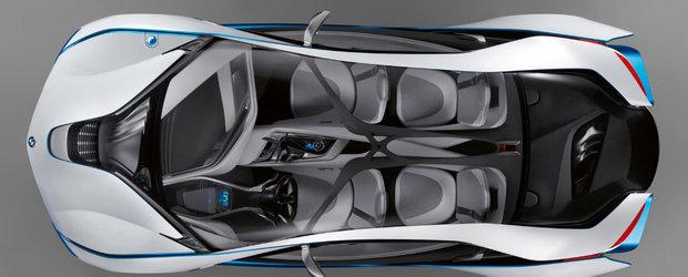 Video: reclama la BMW i8 Efficient Dynamics da uitarii garajele auto