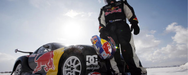 VIDEO - Red Bull Ice Drift Madness