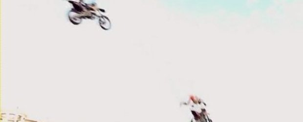 Video: Red Bull X-Fighters la Bucuresti