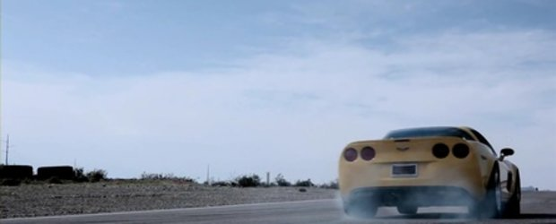 Video: Ron Fellows dezvaluie secretele lui Corvette Grand Sport