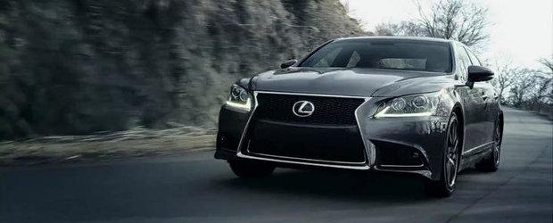 VIDEO: Scurta incursiune in istoria modelului Lexus LS