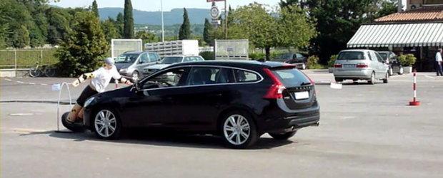Video: Sistemele de siguranta de la Volvo dau gres. Din nou!