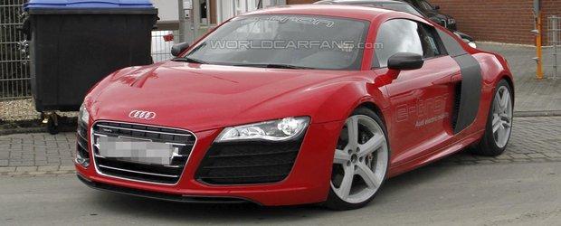 Video Spion: Audi R8 e-tron