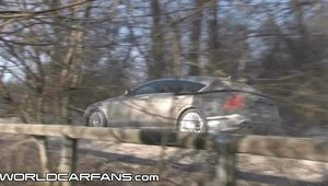 VIDEO SPION: Mercedes CLS Shooting Brake