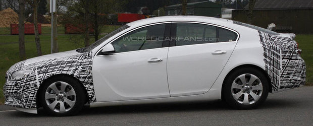 Video Spion: Opel Insignia Facelift