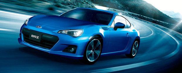 VIDEO: Subaru ne arata cum a luat nastere coupe-ul BRZ