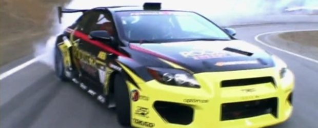 Video: Tanner Foust cucereste Mulholland-ul!