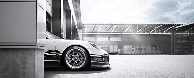 VIDEO TEASER: Noul Porsche 911 GT3 Cup se pregateste de lansare