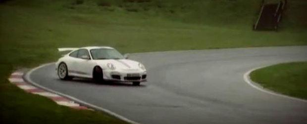 VIDEO: Tiff Needell trezeste la viata animalul ce zace-n extremul 911 GT3 RS 4.0