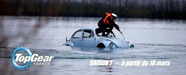 VIDEO: Top Gear Franta pare o copie a originalului si... atat