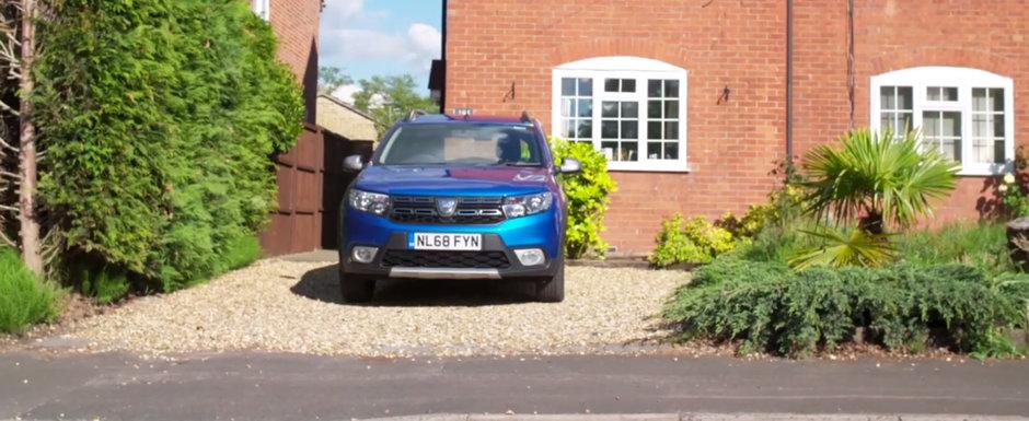 VIDEO: Un britanic a trait sase luni de zile cu o Dacie Logan break, iar acum spune lumii intregi cum a fost