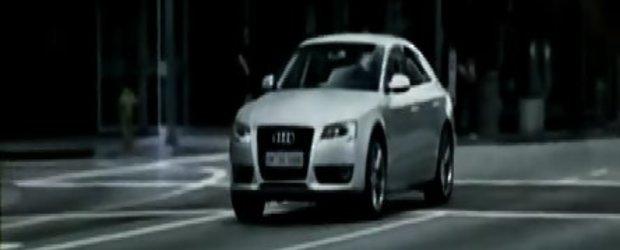 Video: Un nou promo pentru Audi A5 Sportback
