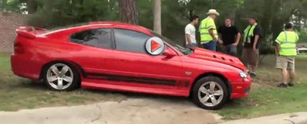 Video: Vezi ce se intampla atunci cand incerci sa impresionezi la volan