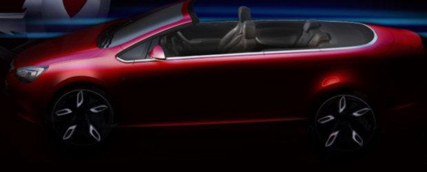 Viitorul Astra Cabrio va fi un model de sine statator